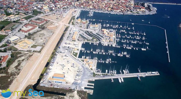 Yacht charter from Levkas